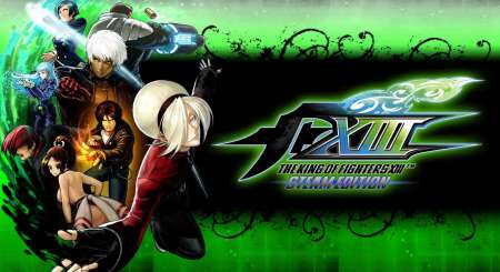 THE KING OF FIGHTERS XIII STEAM EDITION 2
