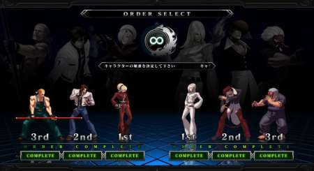 THE KING OF FIGHTERS XIII STEAM EDITION 3