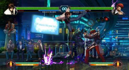 THE KING OF FIGHTERS XIII STEAM EDITION 6