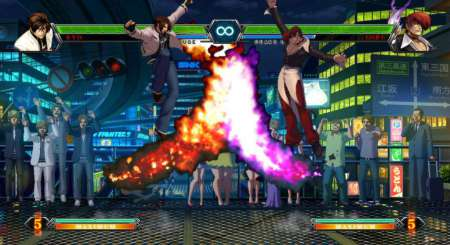 THE KING OF FIGHTERS XIII STEAM EDITION 7