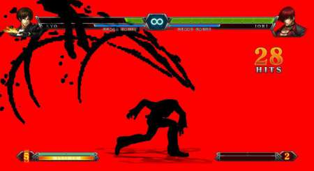 THE KING OF FIGHTERS XIII STEAM EDITION 8