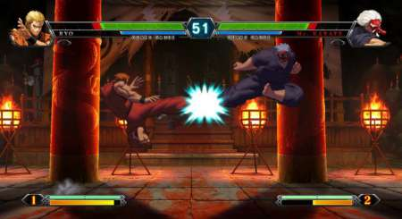 THE KING OF FIGHTERS XIII STEAM EDITION 9