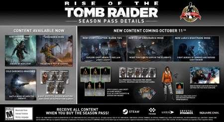 Rise of the Tomb Raider Season Pass 1