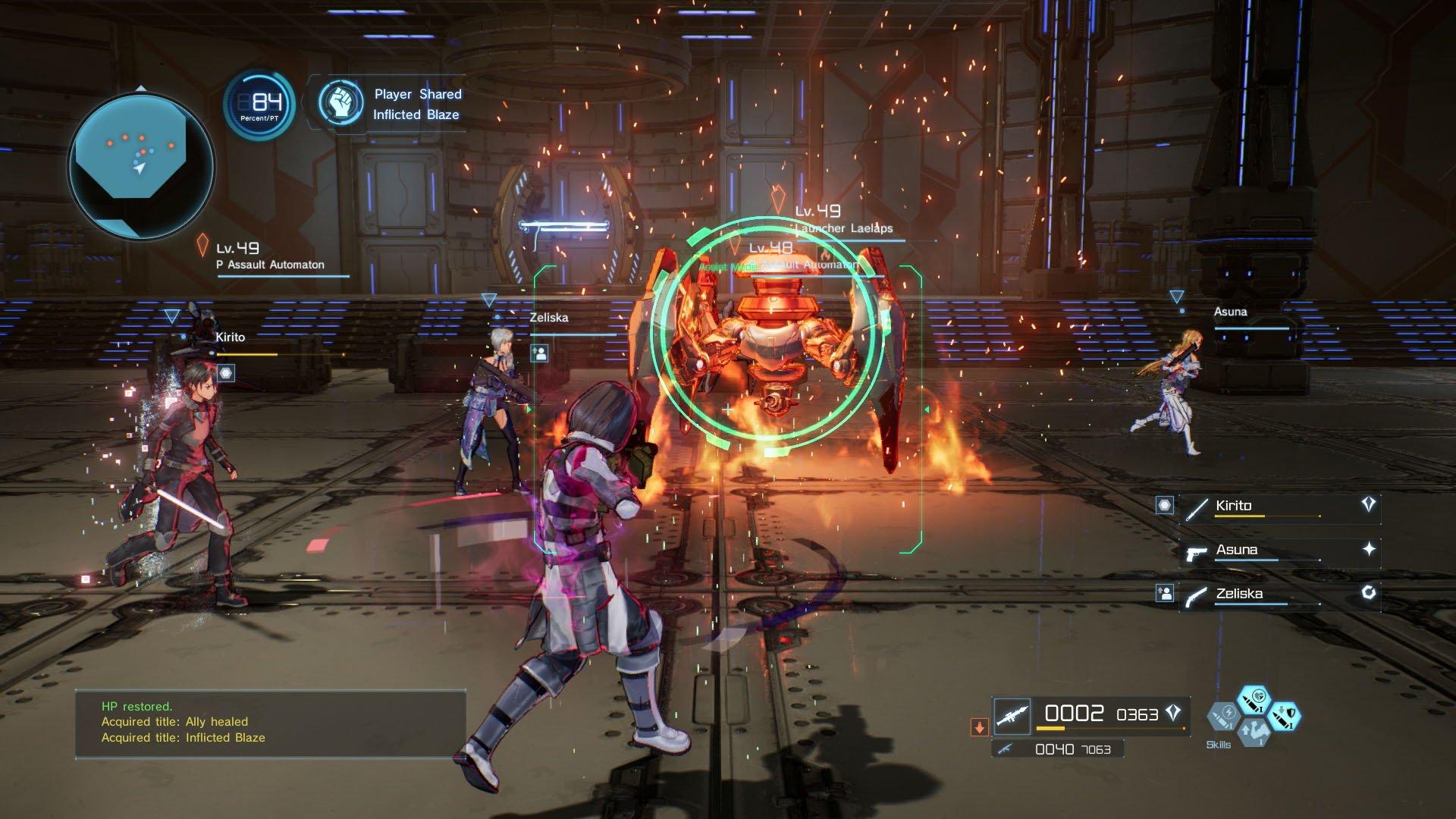 Sword Art Online Fatal Bullet Deluxe Edition 4