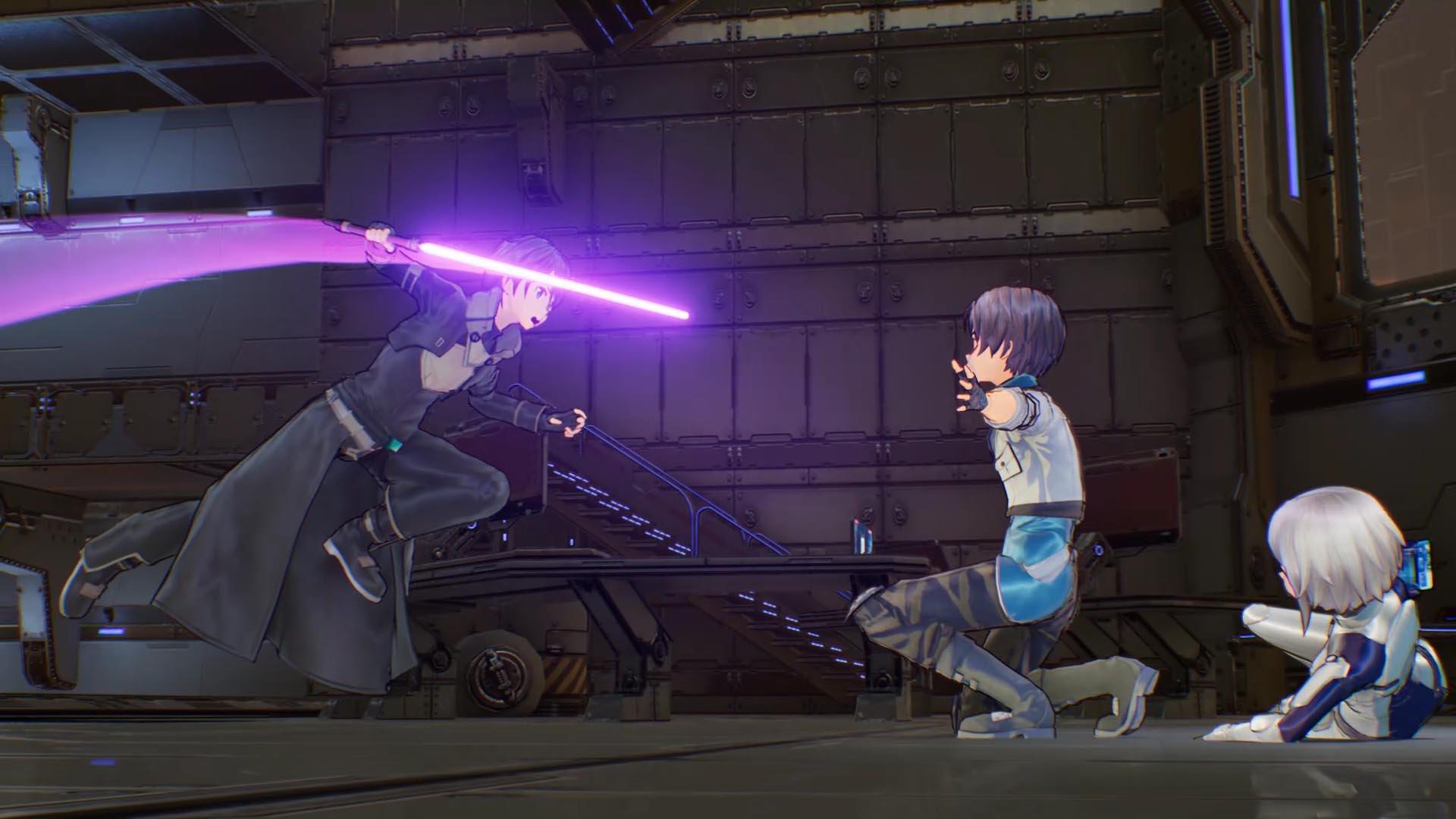 Sword Art Online Fatal Bullet Deluxe Edition 8