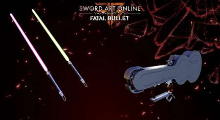 Sword Art Online Fatal Bullet Season Pass 1