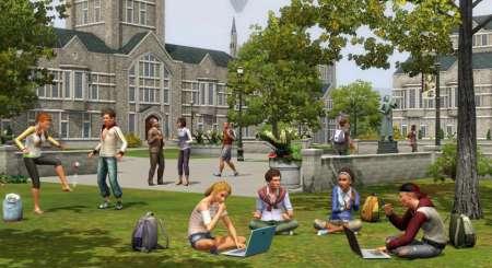 The Sims 3 Studentský život 2007