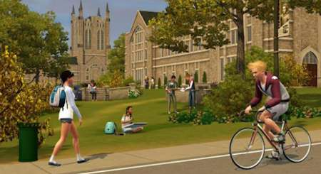 The Sims 3 Studentský život 890