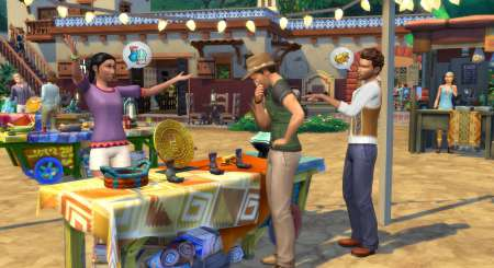 The Sims 4 Dobrodružství v džungli 1