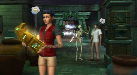The Sims 4 Dobrodružství v džungli 4
