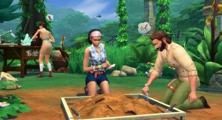 The Sims 4 Dobrodružství v džungli 5