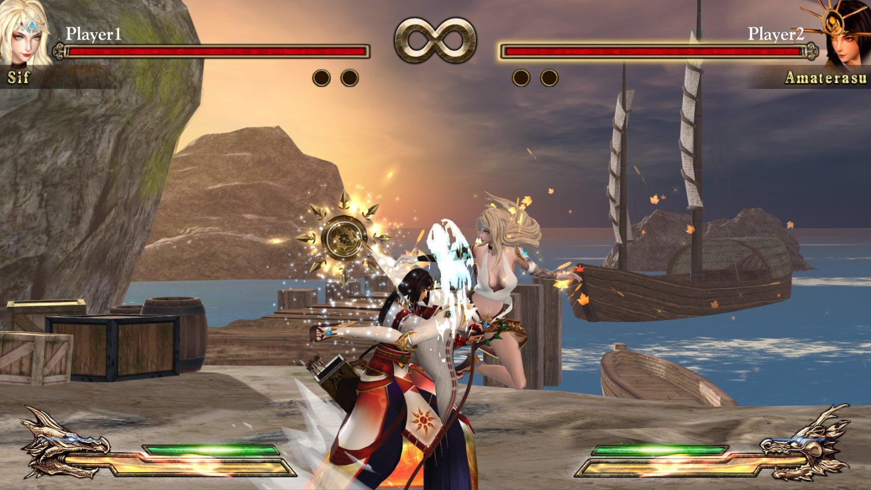 Fight of Gods 10