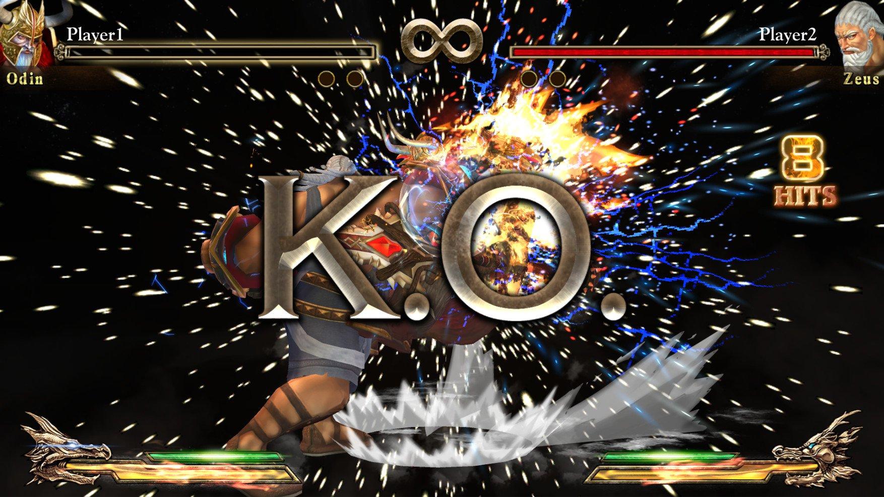Fight of Gods 11