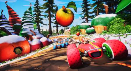 All-Star Fruit Racing 7
