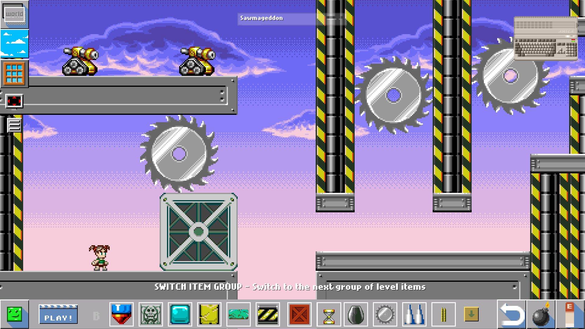 PlataGO! Super Platform Game Maker 3