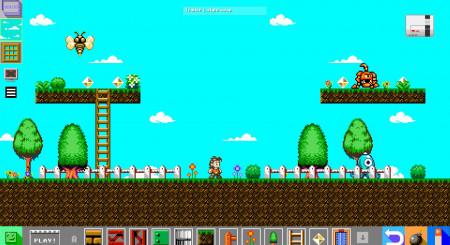 PlataGO! Super Platform Game Maker 1