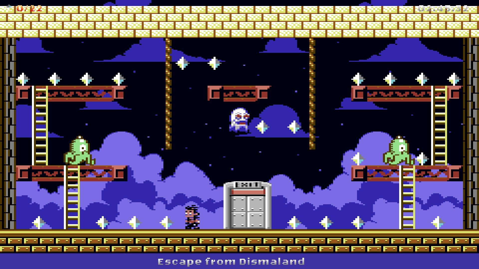 PlataGO! Super Platform Game Maker 8