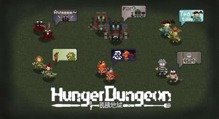 Hunger Dungeon Deluxe Edition 2
