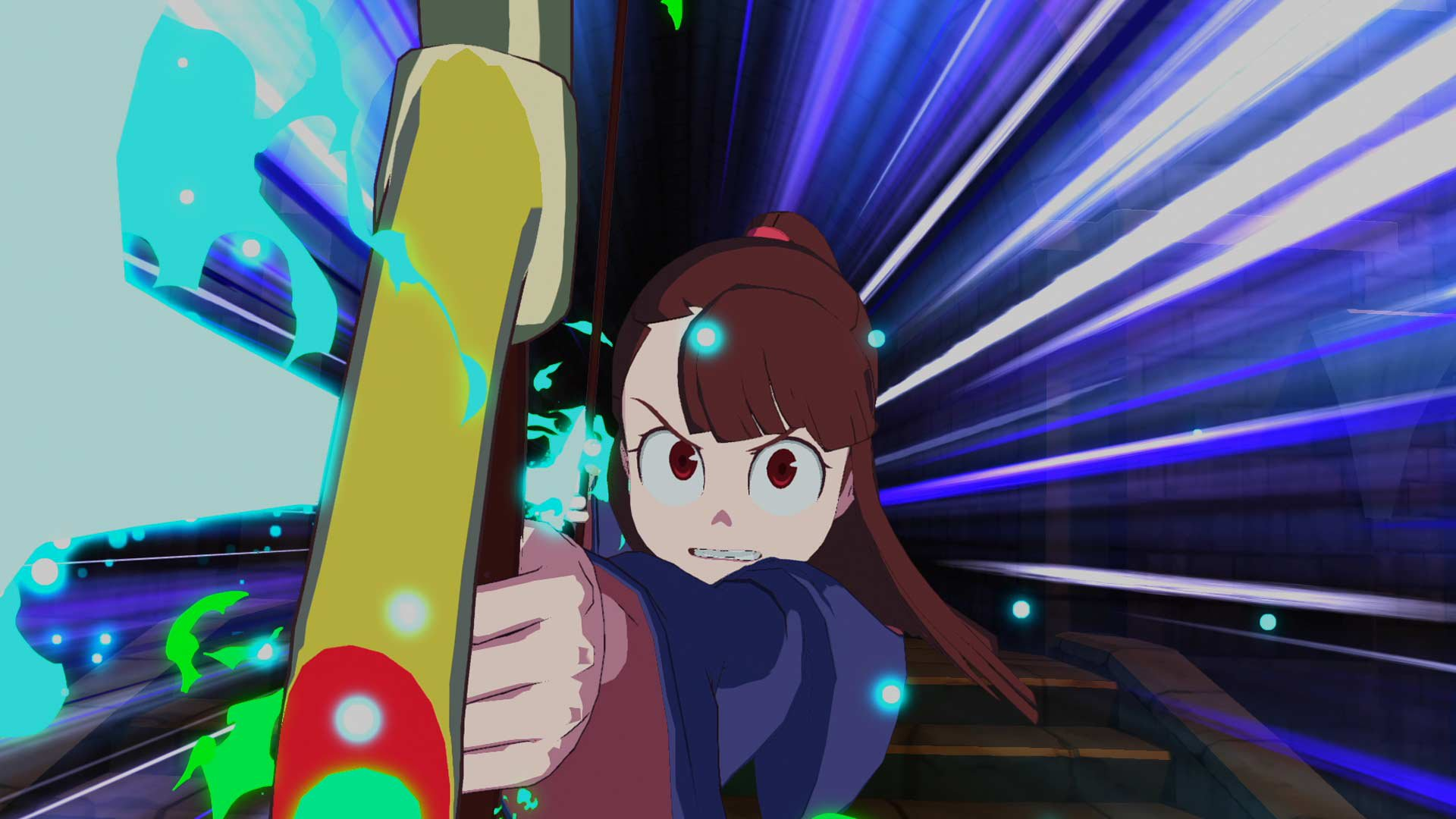Little Witch Academia Chamber of Time 1