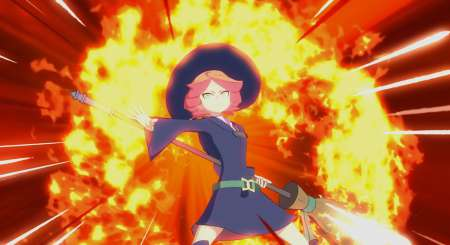 Little Witch Academia Chamber of Time 4