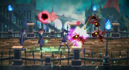 Little Witch Academia Chamber of Time 6