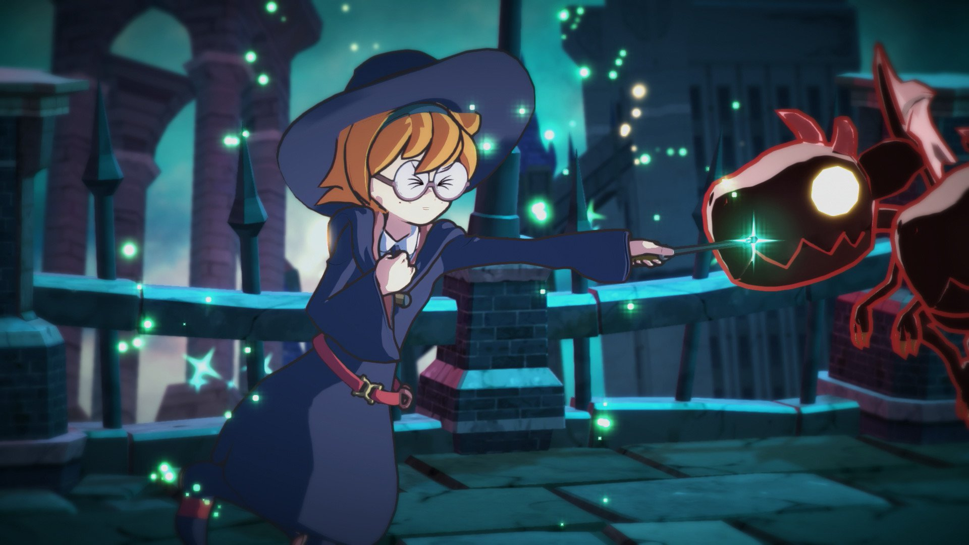 Little Witch Academia Chamber of Time 7