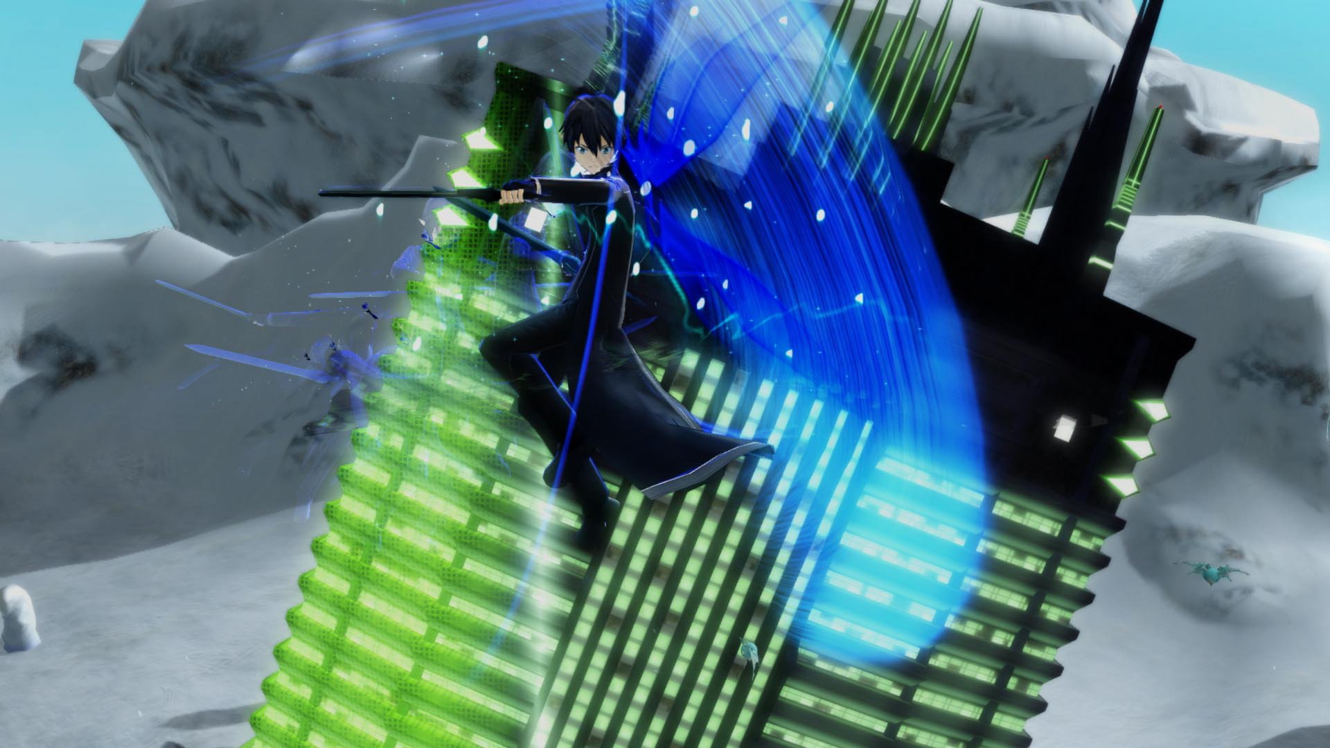 Accel World VS Sword Art Online Deluxe Edition 5
