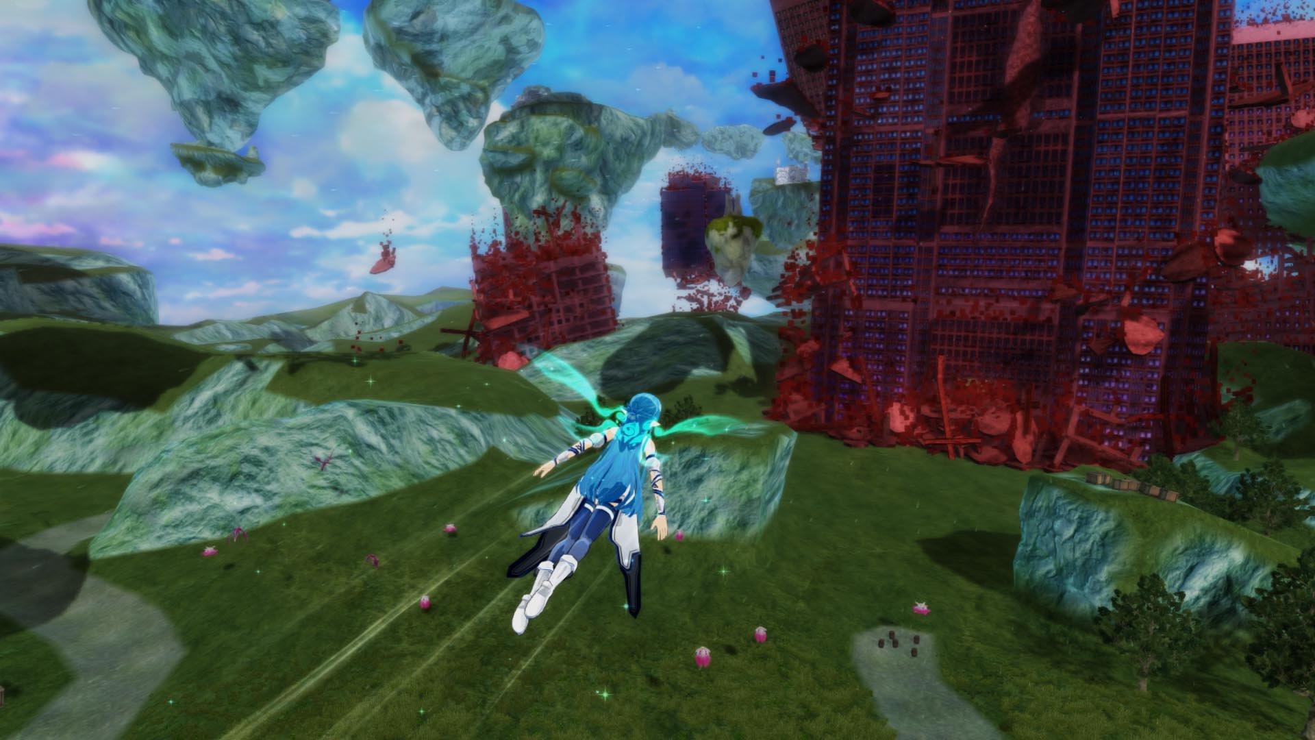 Accel World VS Sword Art Online Deluxe Edition 7