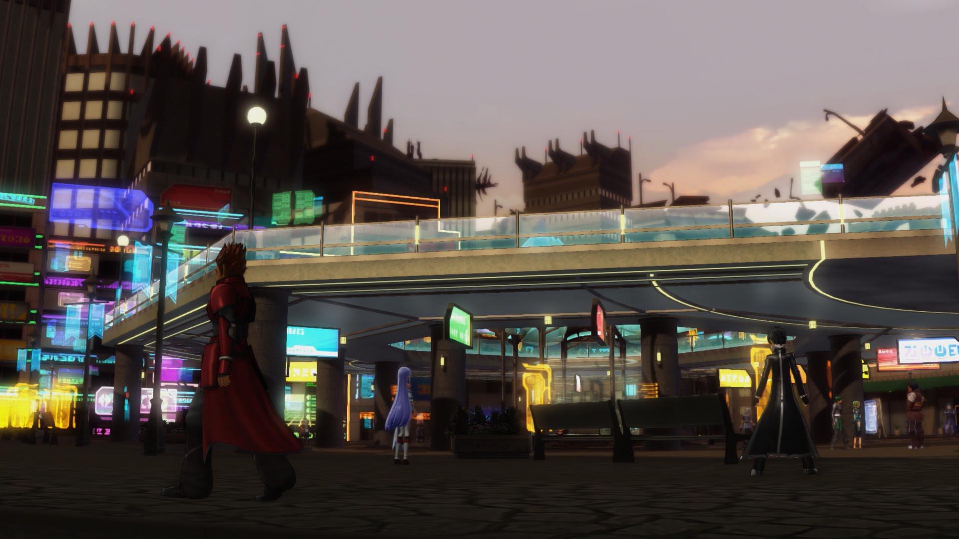 Accel World VS Sword Art Online Deluxe Edition 8