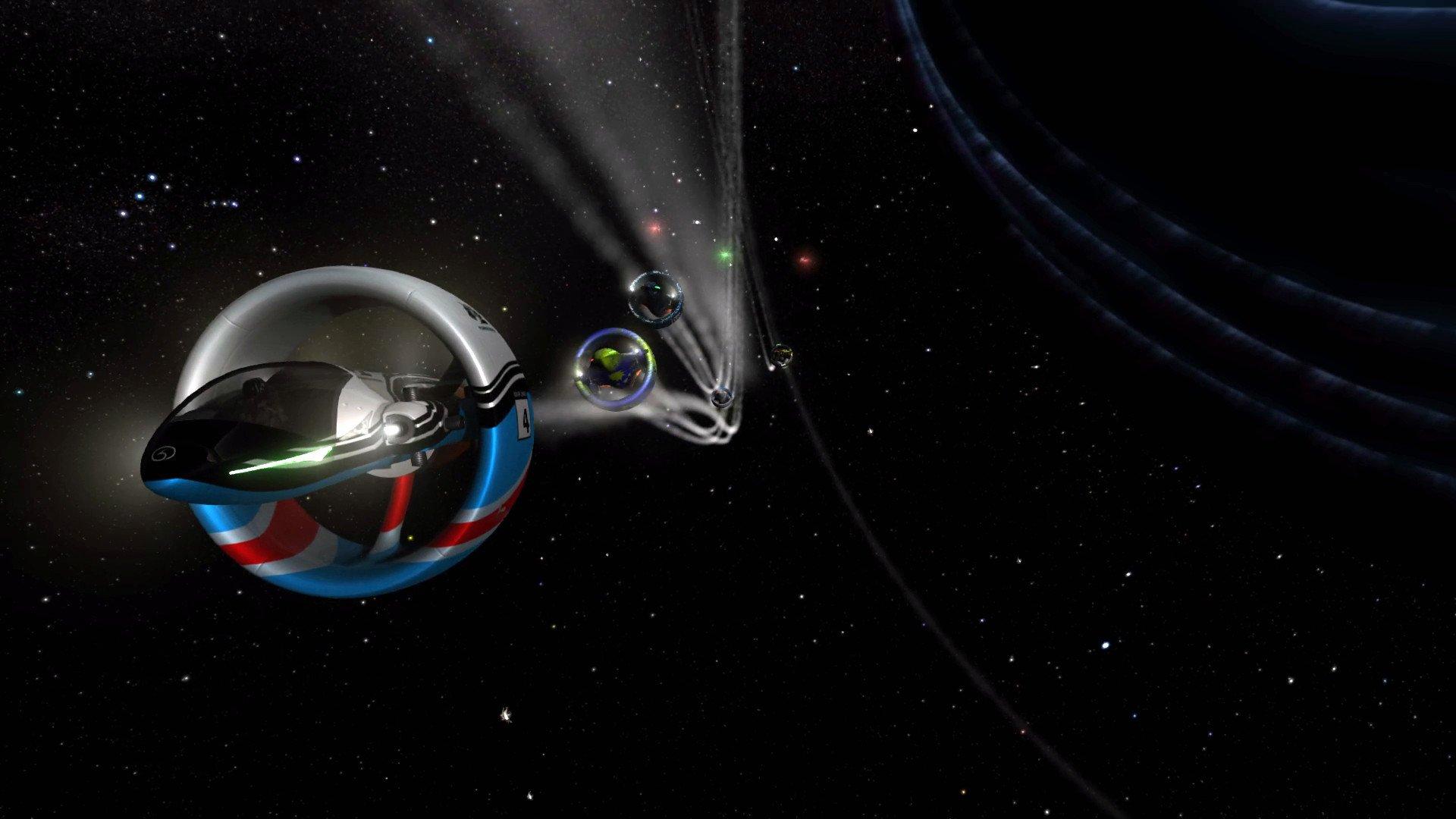 Orbital Racer 11