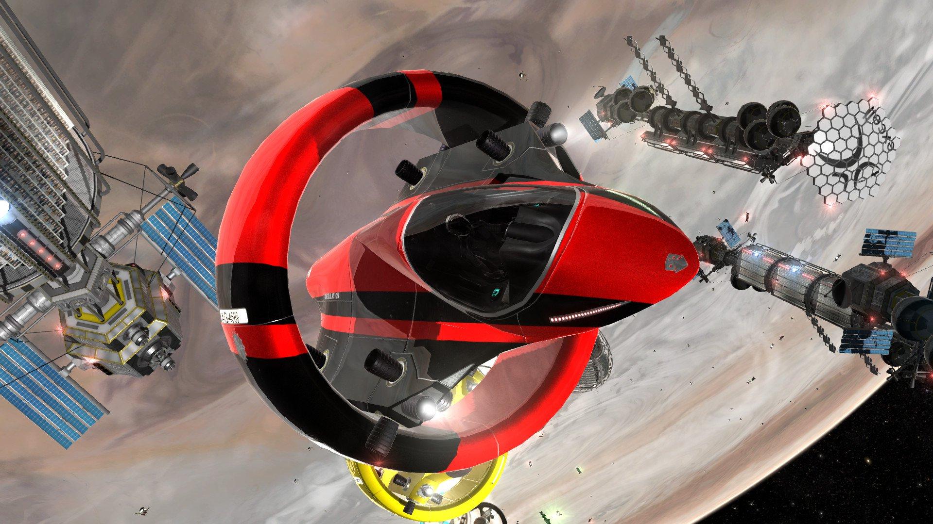 Orbital Racer 9
