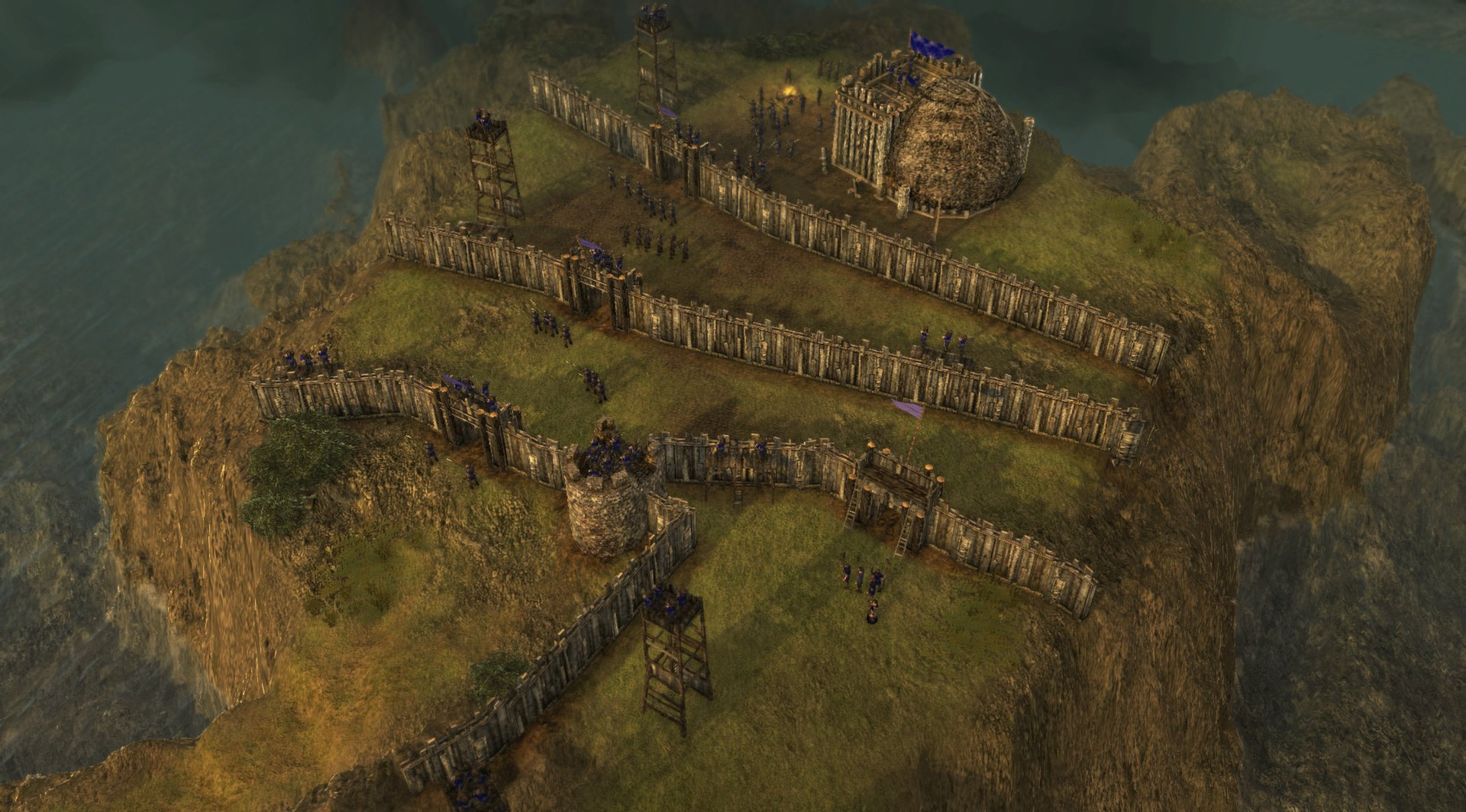 Stronghold 3 Gold 1