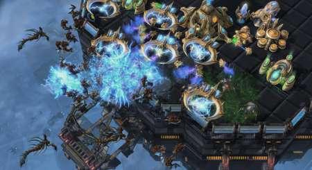 Starcraft 2 WOL + HOTS 909