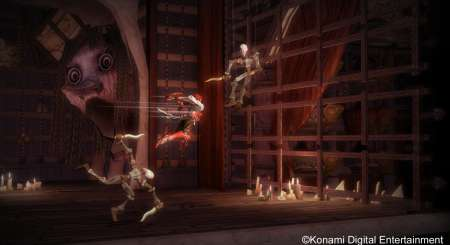 Castlevania Lords of Shadow Mirror of Fate HD 10