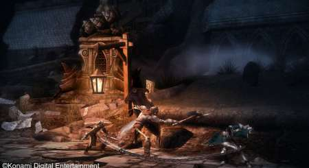 Castlevania Lords of Shadow Mirror of Fate HD 3