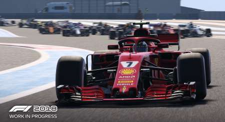 F1 2018 HEADLINE EDITION 7