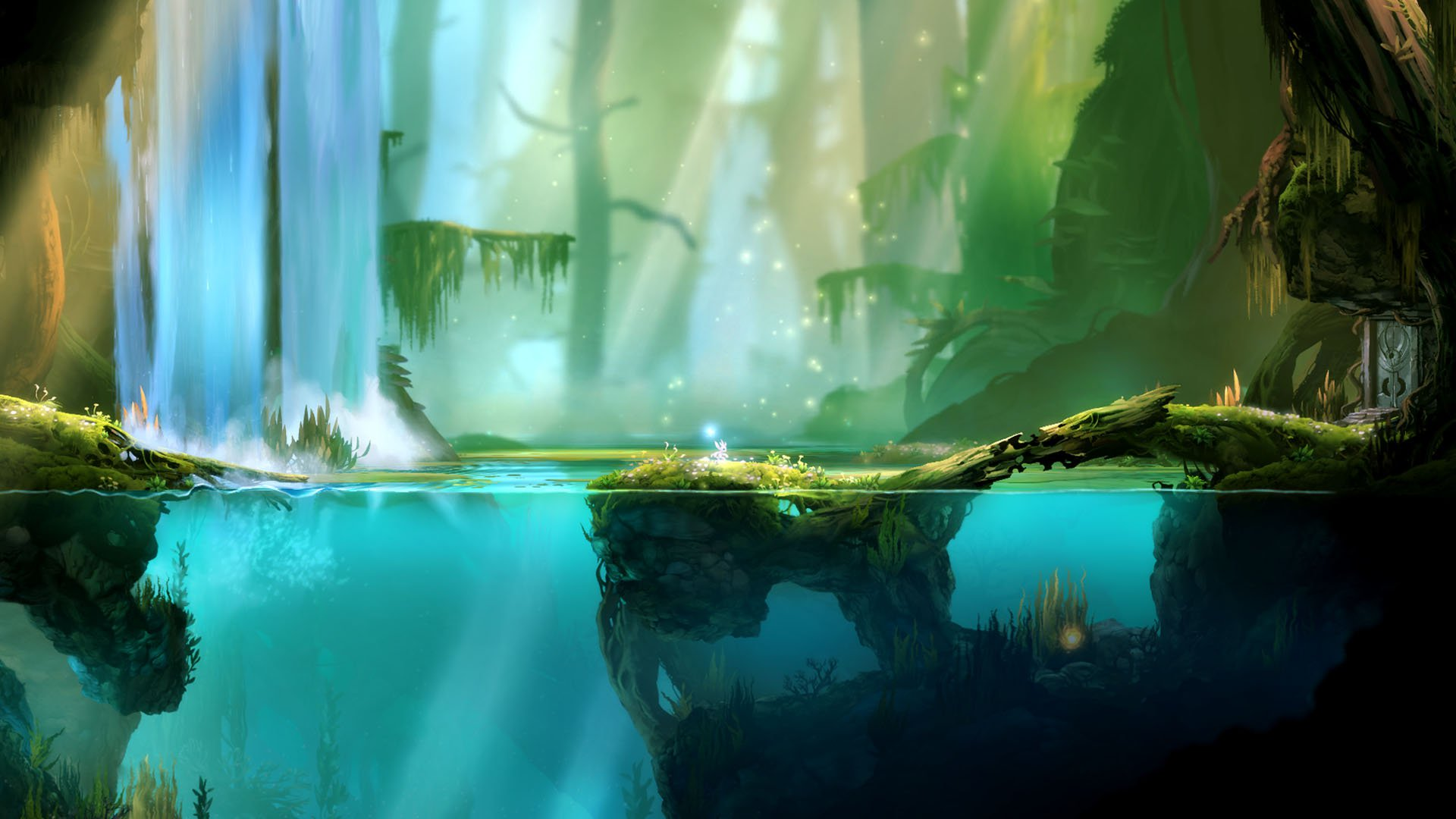 Ori and The Blind Forest Xbox One 1