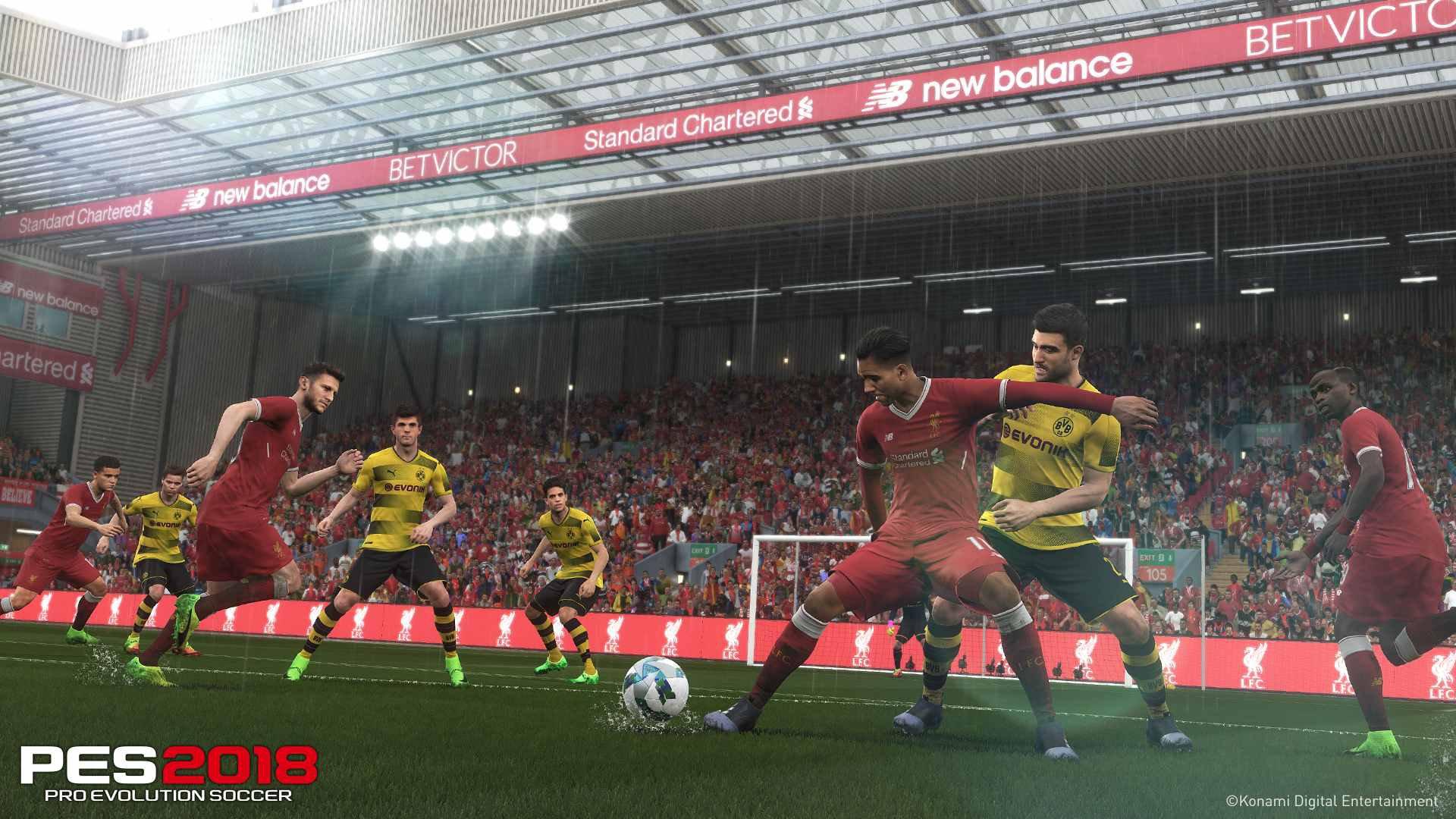 Pro Evolution Soccer 2018 Barcelona Edition   PES 2018 11