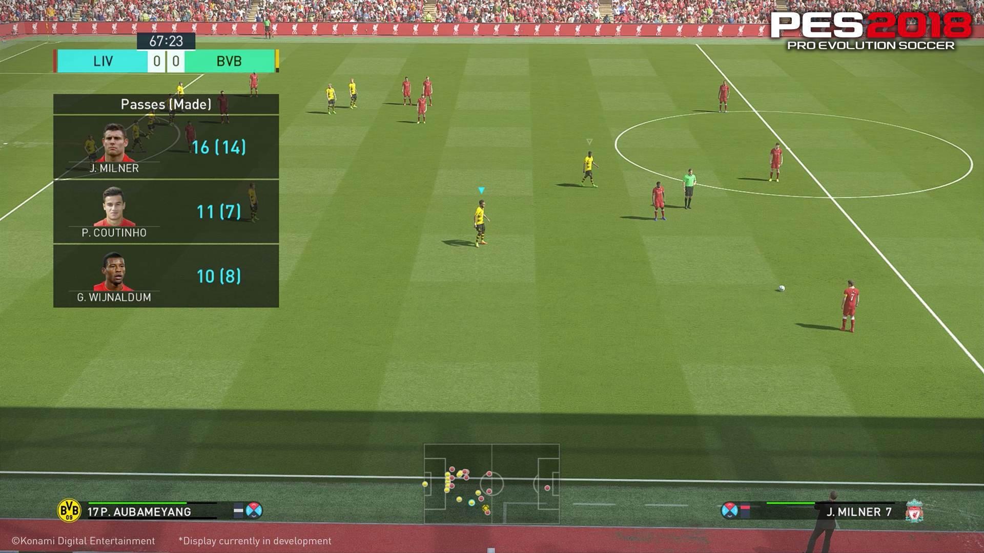 Pro Evolution Soccer 2018 Barcelona Edition   PES 2018 13