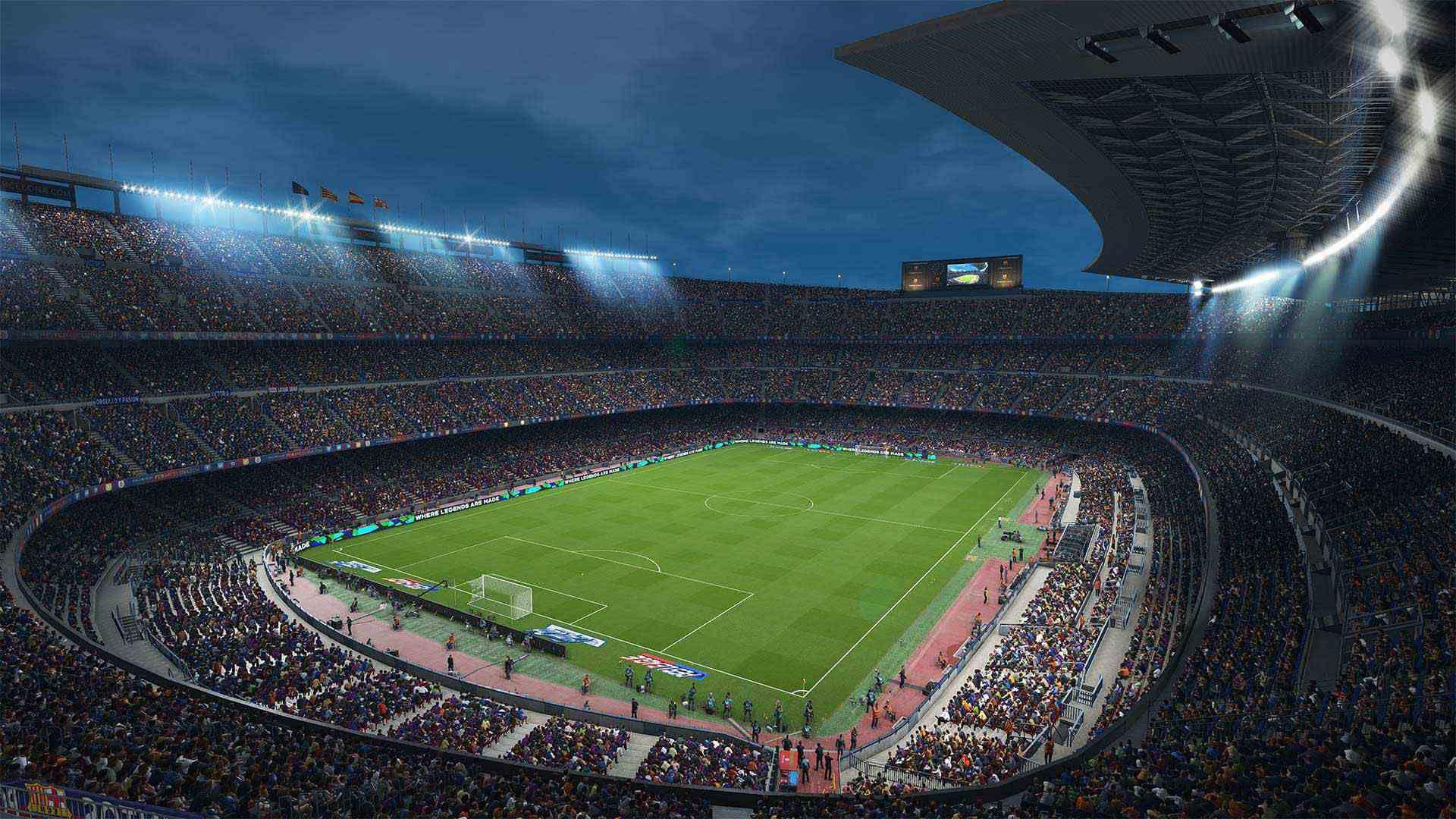 Pro Evolution Soccer 2018 Barcelona Edition   PES 2018 3