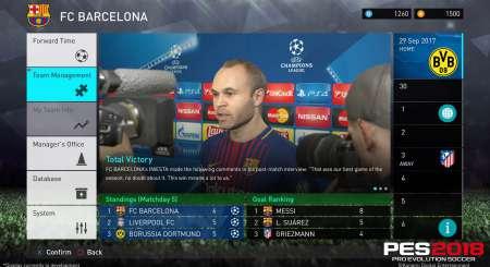 Pro Evolution Soccer 2018 Barcelona Edition   PES 2018 16
