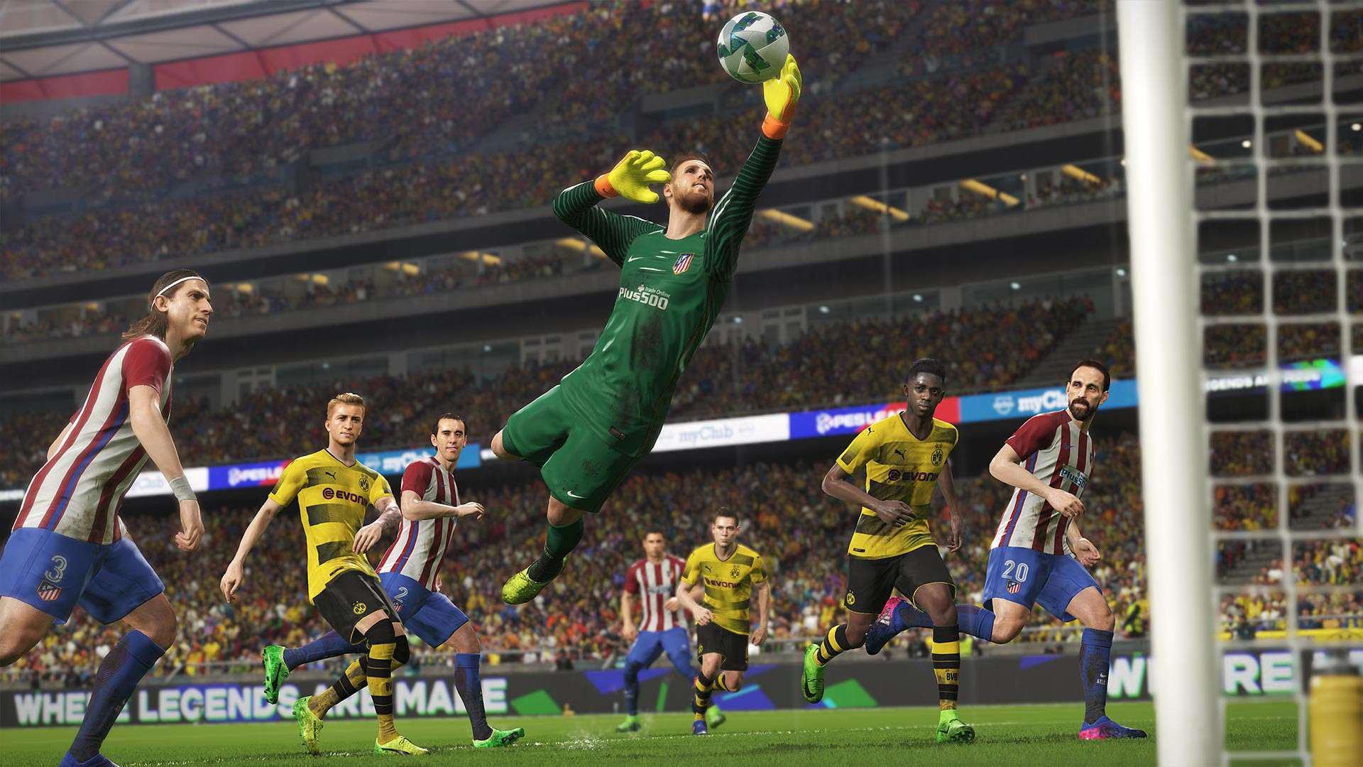 Pro Evolution Soccer 2018 Barcelona Edition   PES 2018 7