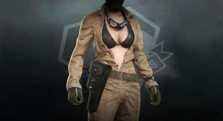 Metal Gear Solid V The Phantom Pain Jumpsuit (EVA) 1