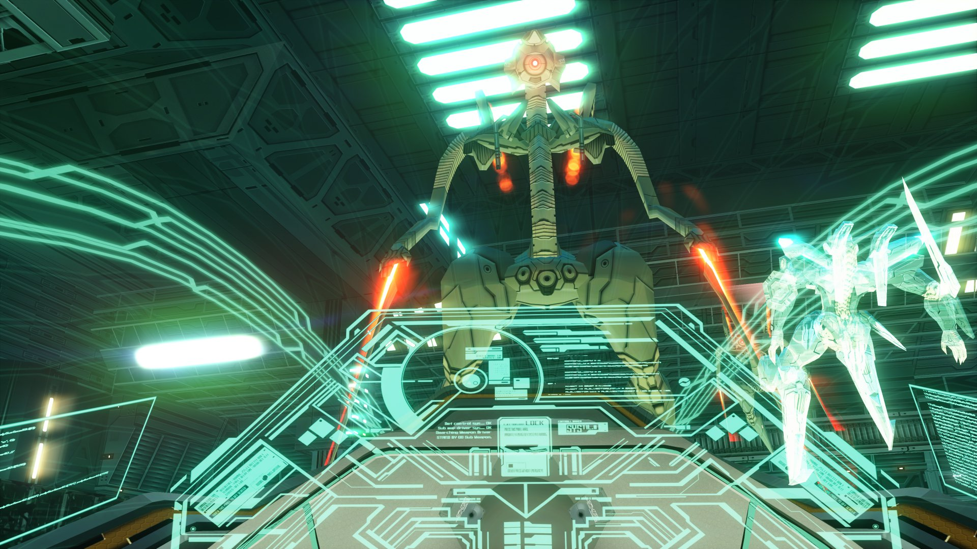 ZONE OF THE ENDERS THE 2nd RUNNER M∀RS 2