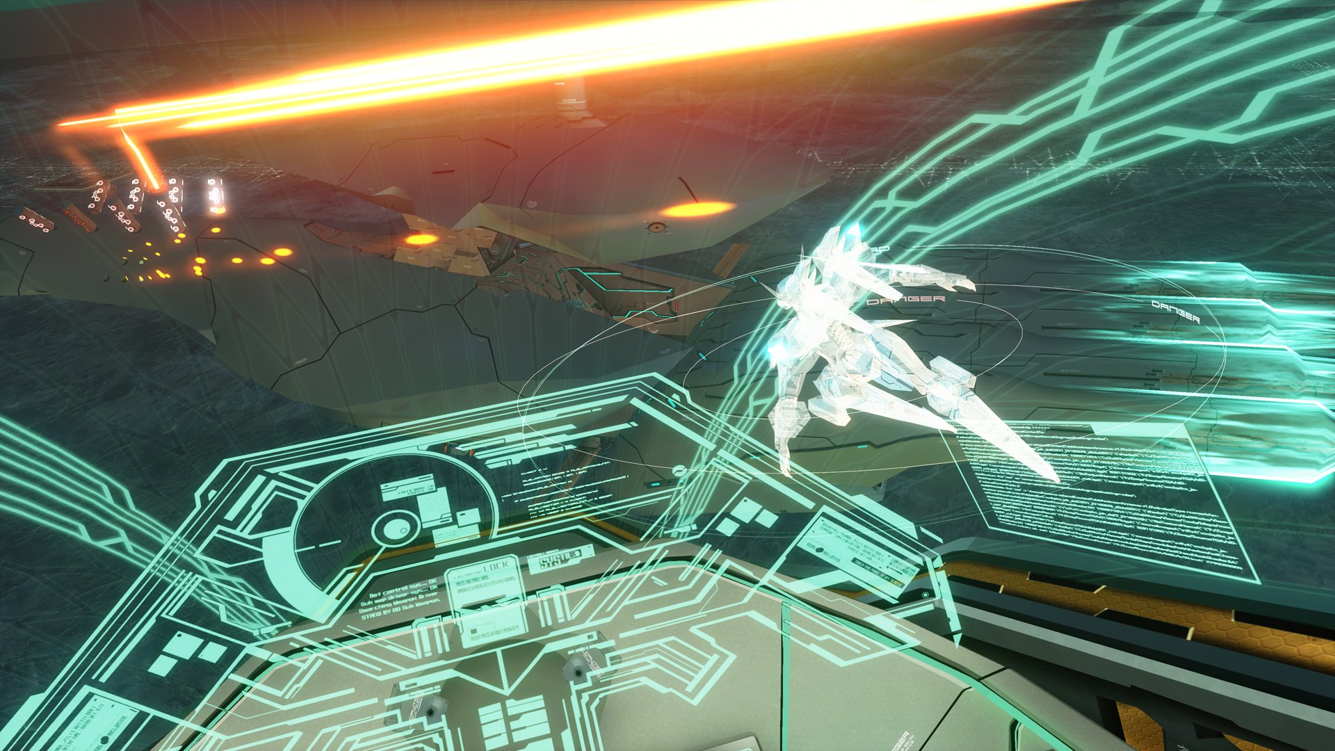 ZONE OF THE ENDERS THE 2nd RUNNER M∀RS 3