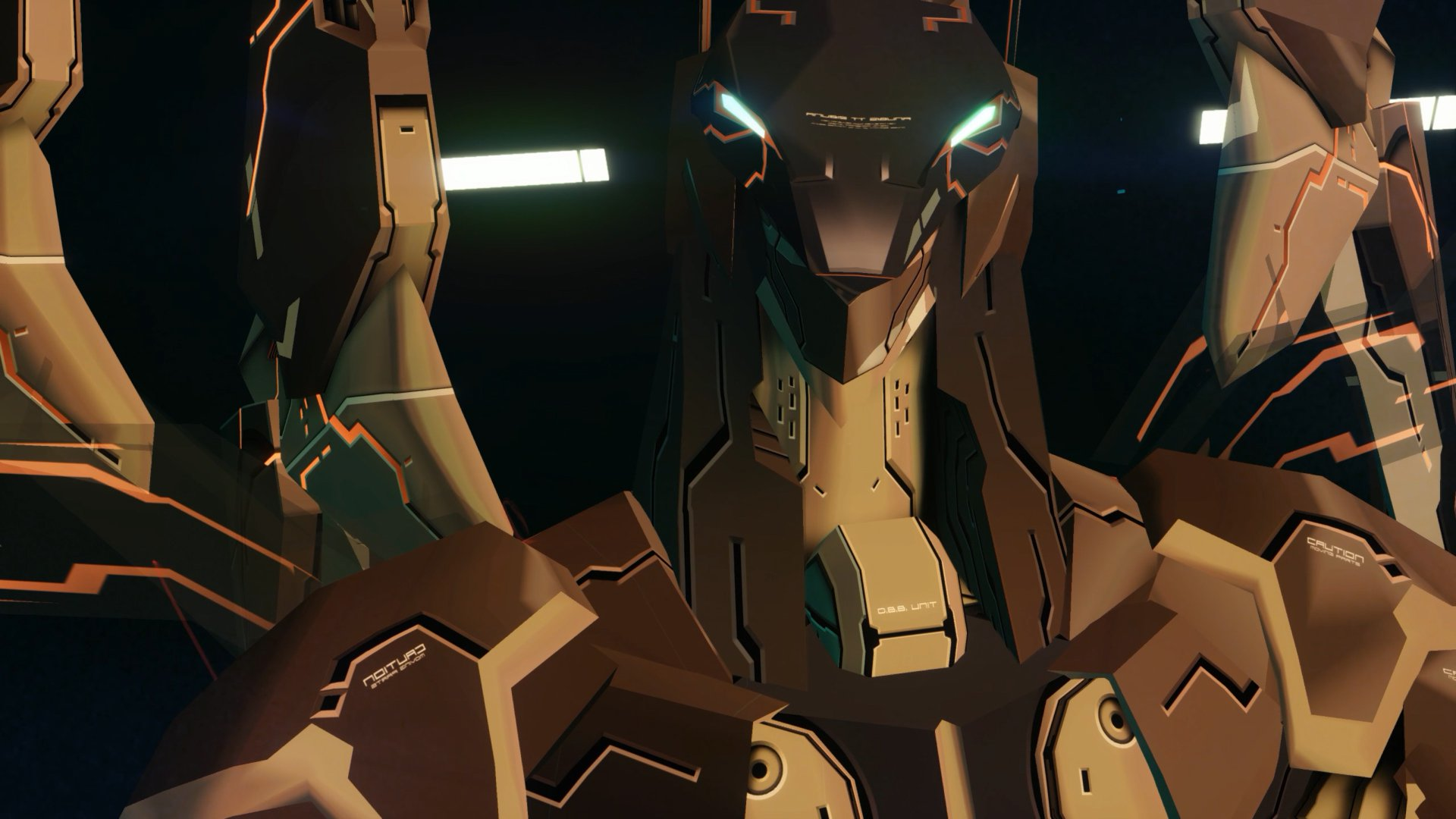 ZONE OF THE ENDERS THE 2nd RUNNER M∀RS 5