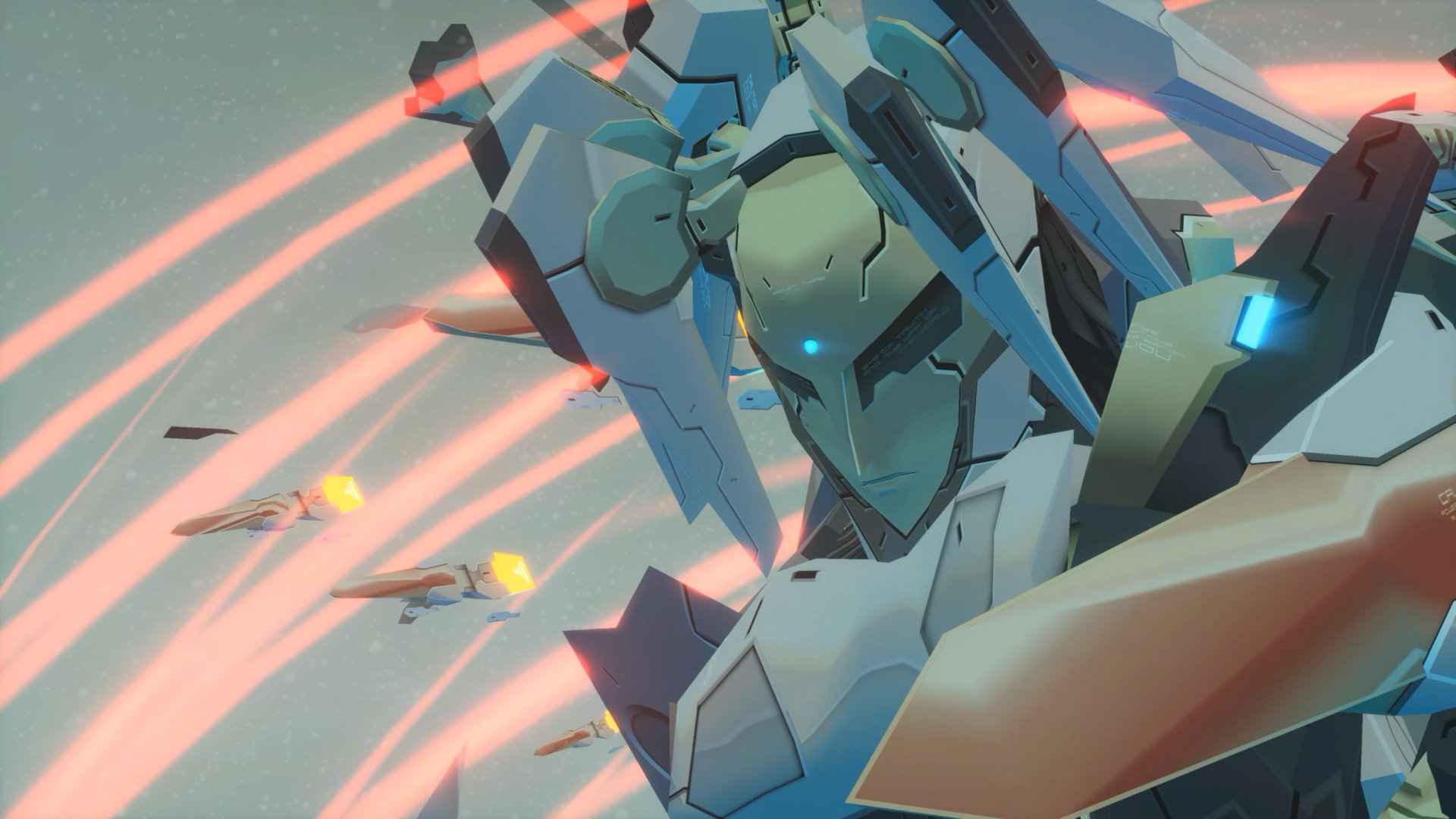 ZONE OF THE ENDERS THE 2nd RUNNER M∀RS 6