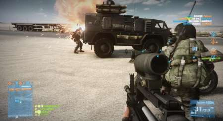 Battlefield 3 End Game 2008