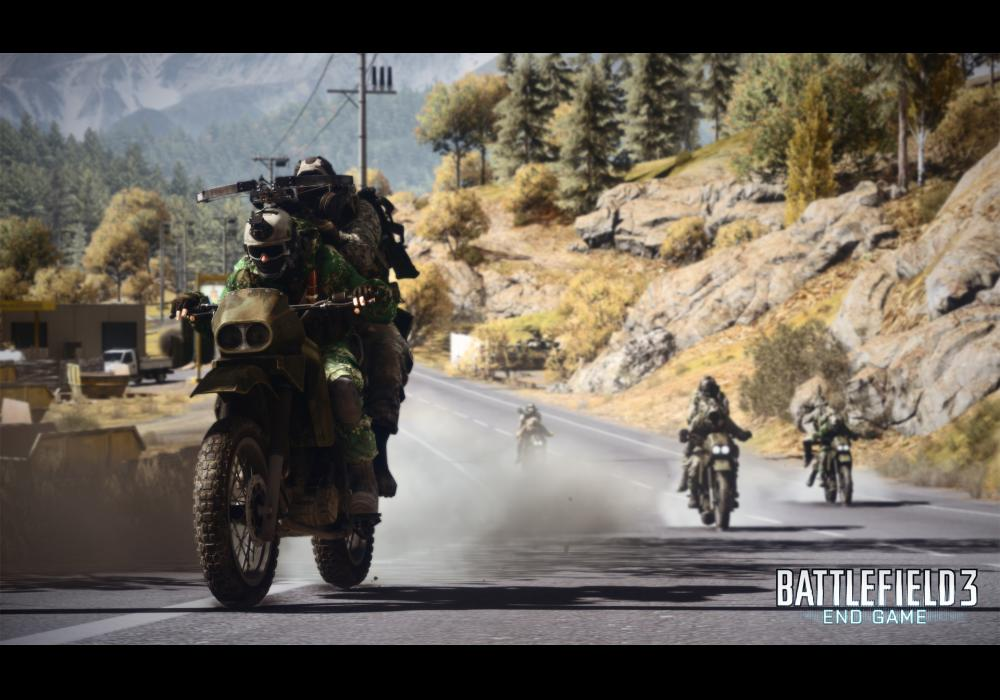 Battlefield 3 End Game 922