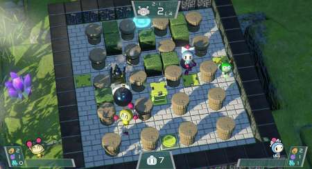 Super Bomberman R 5